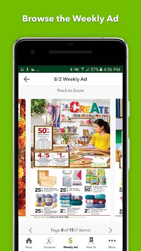 Download JOANN - Shopping & Crafts MOD APK 6