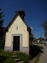 Photo: Kaple v obci Pipice.