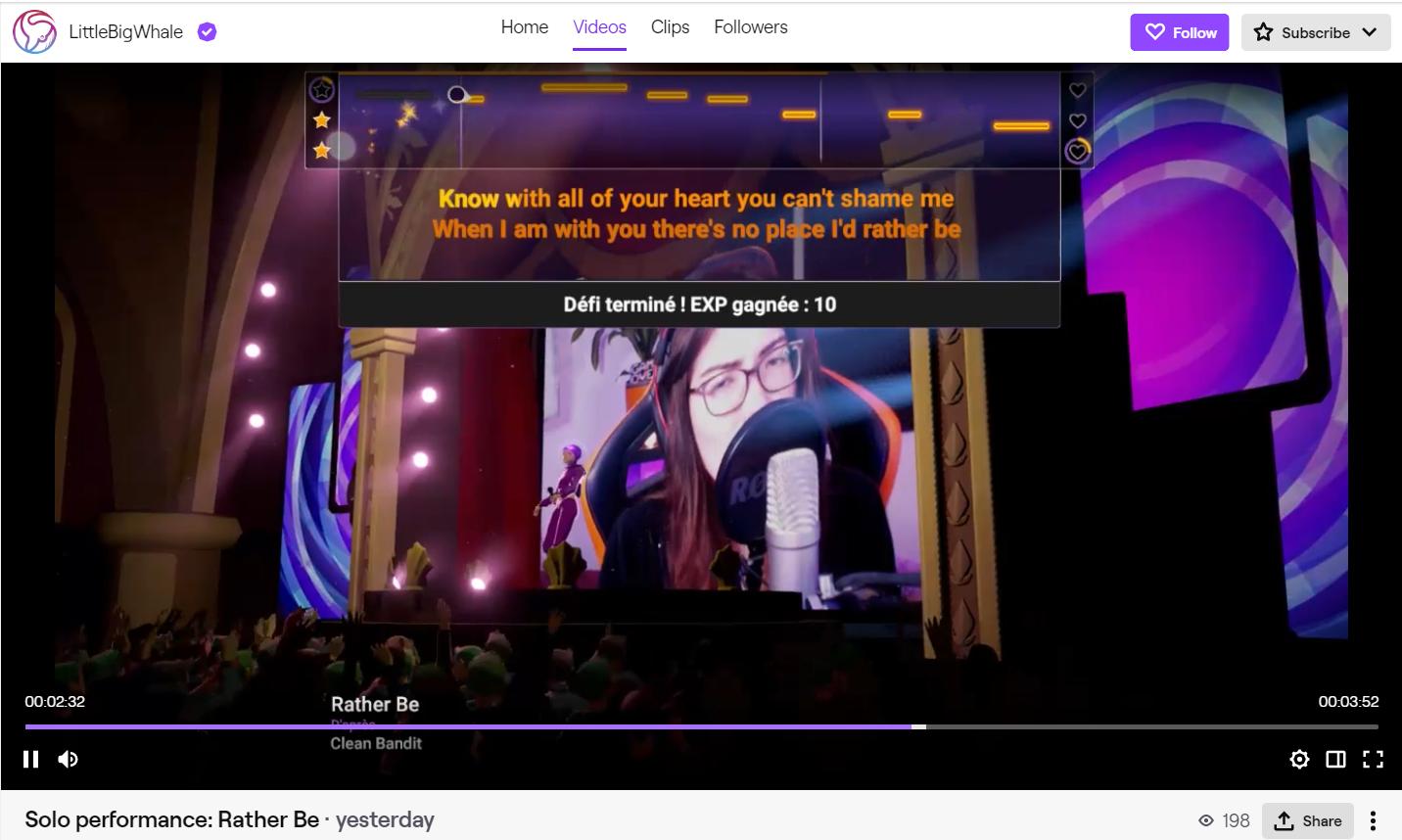 Twitch Sings: Bang Bang by Ariana Grande
