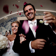 Wedding photographer Miguel Ribeiro Fernandes (ribeirofernand). Photo of 14.02.2014