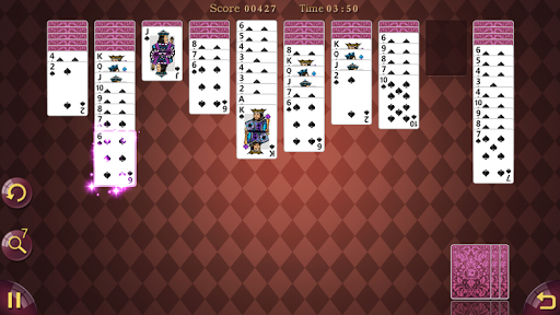 Spider Solitaire android2mod screenshots 5