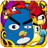 Shoot Angry Bird : Bird Defend