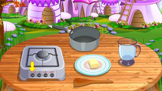 ragazze giochi di cucina torte miniatura screenshot