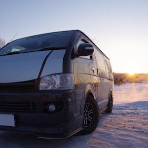 ハイエースバン  ディーゼル4WDのカスタム事例画像 チャン✧エースさんの2019年01月24日07:59の投稿