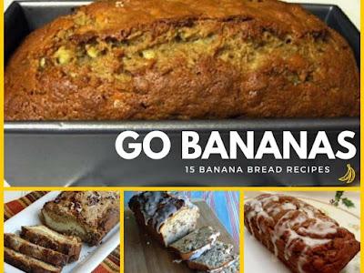 15 Simple Banana Bread Recipes