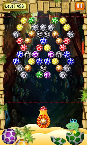 バブルシューター - 卵シュート