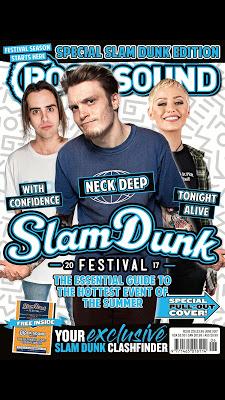 Rock Sound Magazine - screenshot