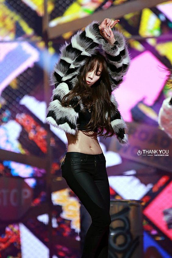 taeyeon crop 9