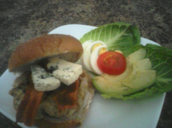 Cobb  Chicken Burger Recipe