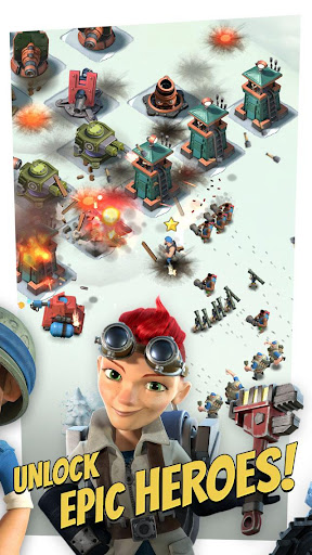 Boom Beach 35.130 screenshots 2