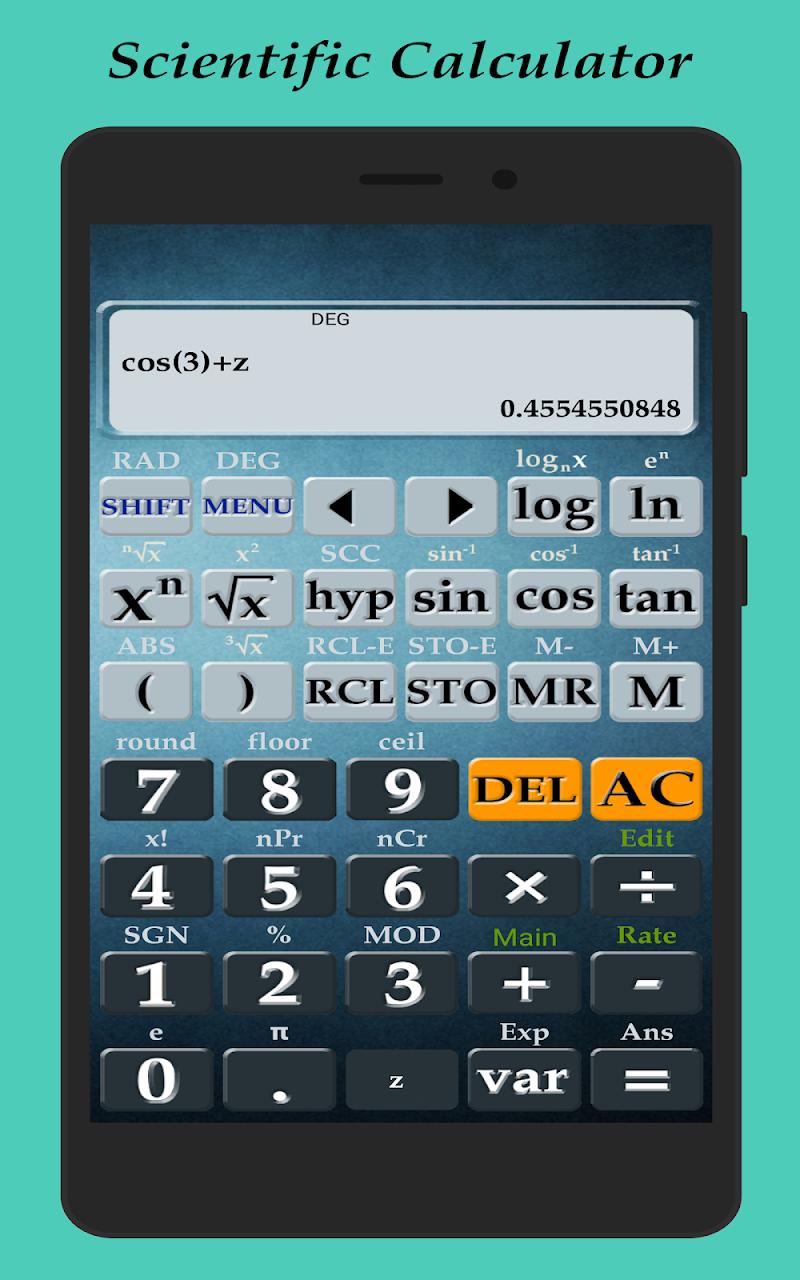 Скриншот Var Calculator