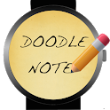 Doodle Note (Wear OS) icon
