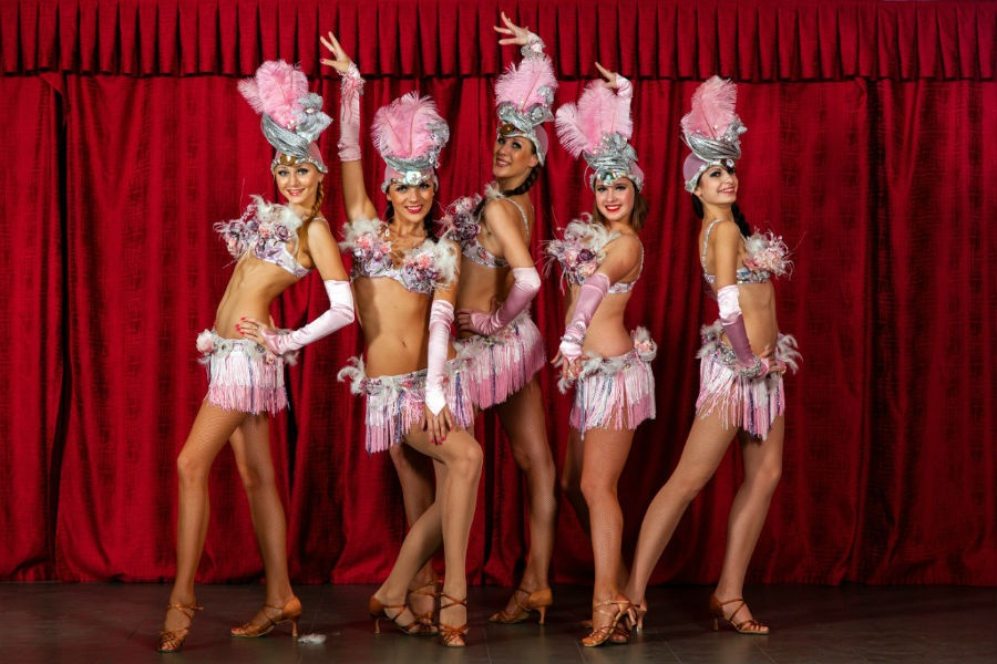 Шоу-балет Монро в Самаре