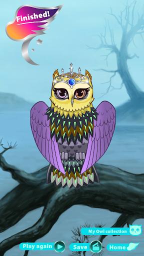 Fancy Owl - Dress Up Game 1.2 de.gamequotes.net 2
