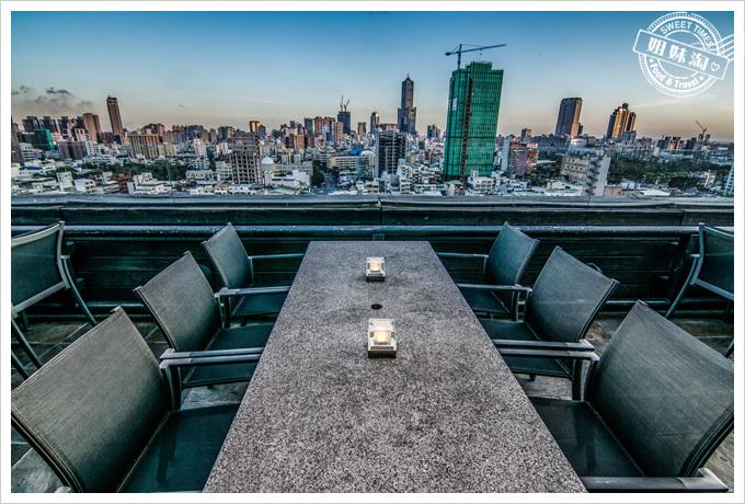 etage 15 高空餐廳 戶外