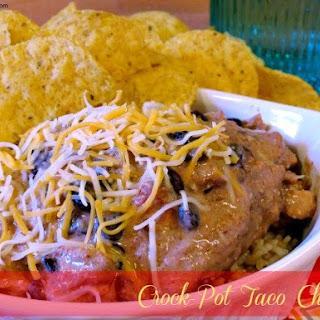 Crock-Pot Taco Chicken