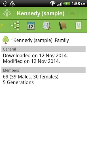 Screenshot for FamilyGTG - Family Tree in Hong Kong Play Store