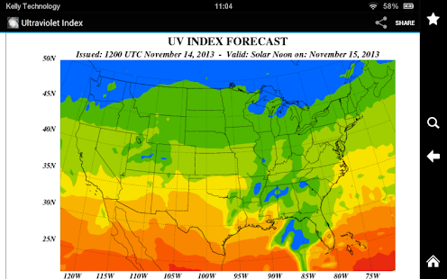 Weather from NOAA Free- screenshot thumbnail