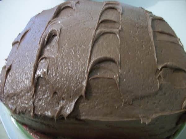 Peanut Butter Cake With Chocolate Pb Icing ( Kat) Recipe