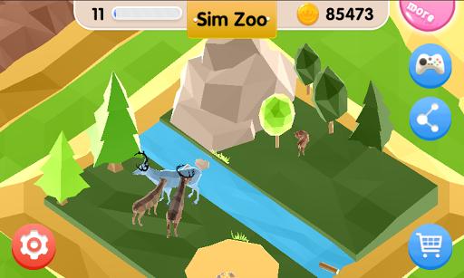 Sim Zoo - Wonder Animal  screenshots 3