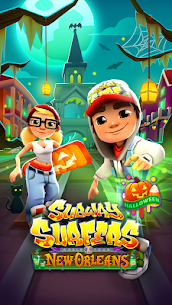 Subway Surfers MOD (Unlimited Coins/Key) 9
