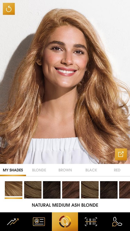 Clairol MyShade Android Apps On Google Play - Hairstyle change app download