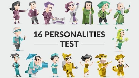 16 personalities test 2017 for PC-Windows 7,8,10 and Mac apk screenshot 3
