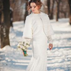 Wedding photographer Lev Solomatin (photolion). Photo of 23.01.2017
