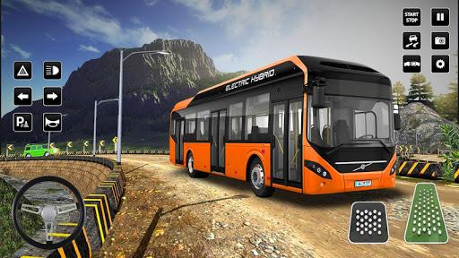 Off Road Bus Simultor 2019: 3D Coach Driver Game 1.6 screenshots 1