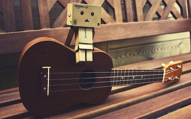Guitar - New Tab in HD