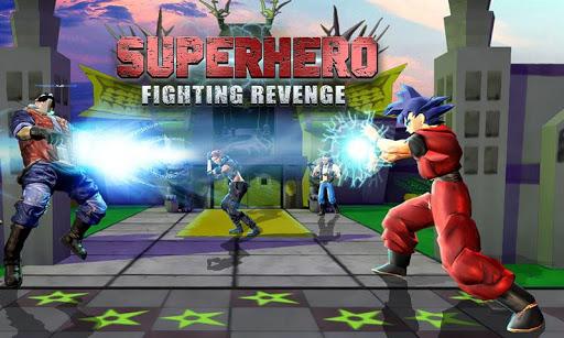 Superhero Fighting Fort Survival Night Revenge 1.3 screenshots 6