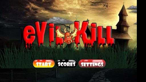 Evil Kill - Hunting Monster