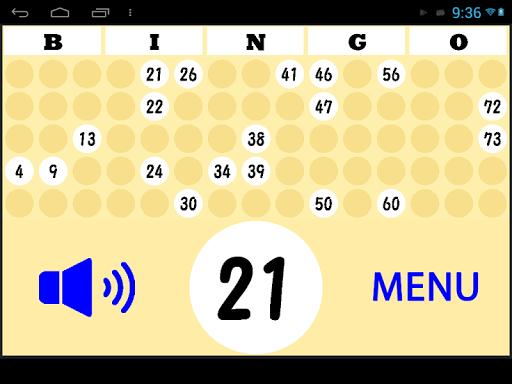 BingoMachine byNSDev for Android apk 5