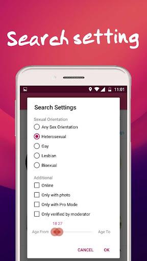 Free Dating App, Match Flirt & Chat - Dating Bunch 2.0 screenshots 6