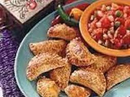 Make-ahead Southwestern Chili Cheese Empanadas Recipe