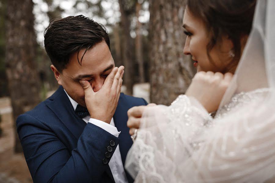Wedding photographer Ekaterina Zamlelaya (KatyZamlelaya). Photo of 13.09.2019