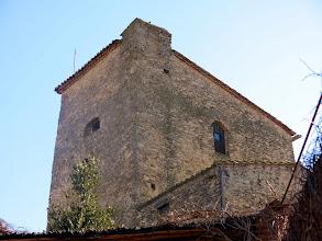 Photo: castell de Palau-sator