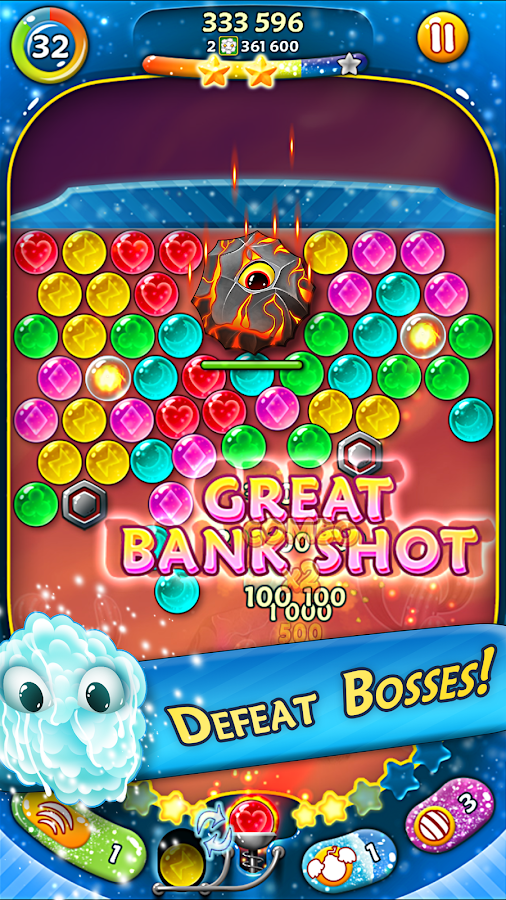 Bubble Bust 2 - Bubble Shooter- screenshot