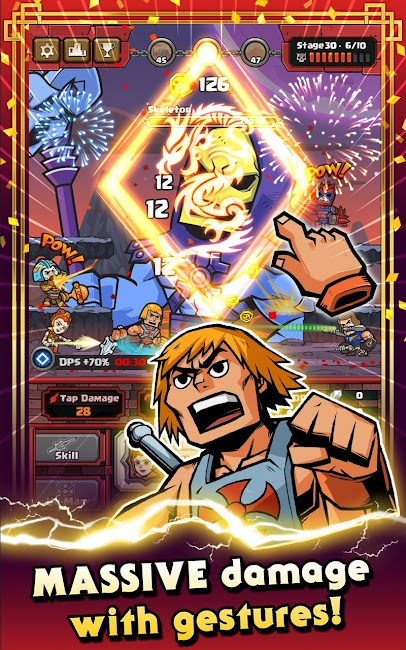 #8. He-Man™ Tappers of Grayskull™ (Android)