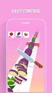 Slice Master: Cut Vegetables MOD (Unlimited Money) 3