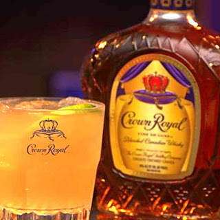 Crown Royal Press Drink.