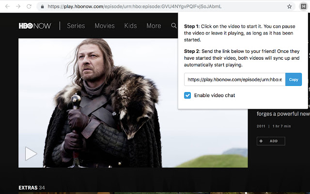 HBO Sync