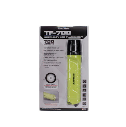 TF-700 Specialty Led Flashlight
