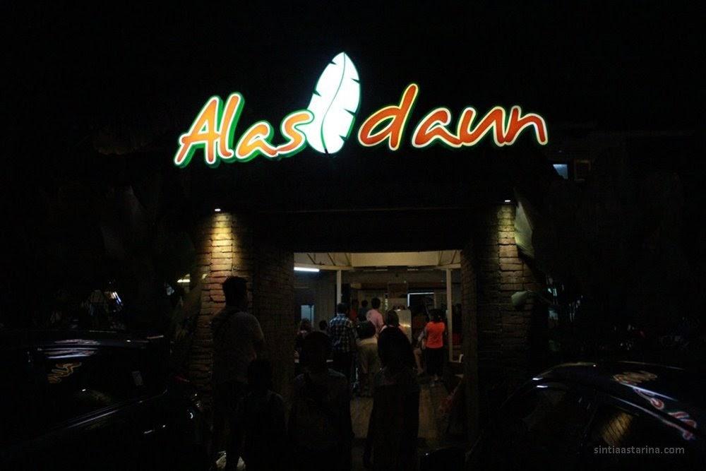 RM Alas Daun Bandung