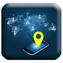 Phone Number Tracker GPS icon