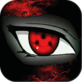 Sharingan Eye Editor - Sharingan Eye Lens Effects