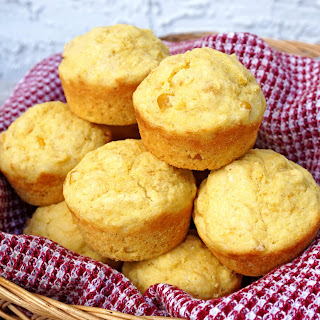 Sweet Corn Muffins With Creamed Corn Recipes
