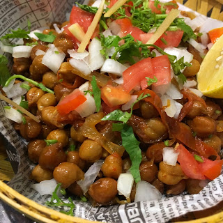 Chana Chaat.