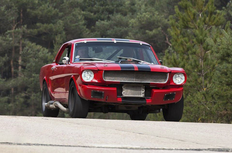 Ford Mustang Gt350 Hire Cardiff