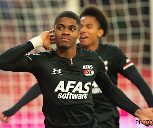 AZ neemt ook in ArenA de scalp van Ajax en maakt het kampioenschap razend spannend